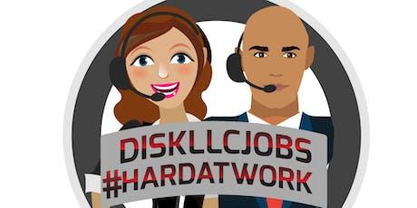 DISK, LLC Jobs Orientation & Onboarding Session tickets