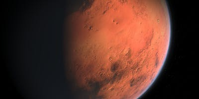 THE RED PLANET - with Alyson Lawrence
