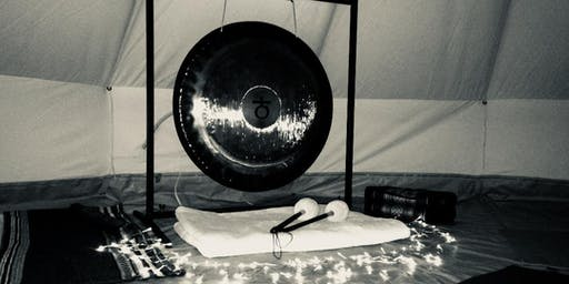 Deep Relaxation with Yoga Nidra and Gong