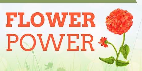 Flower Power tickets