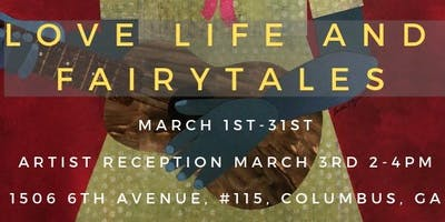 """Black Art In America Presents """"Love Life and Fairytales"""""""