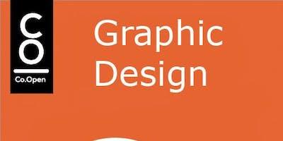 Co.Open: Graphic Design Workshop (4 weeks)