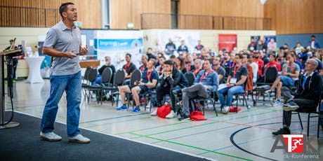 Athletik-Konferenz & Spitzensport Fachmesse 2019 Tickets