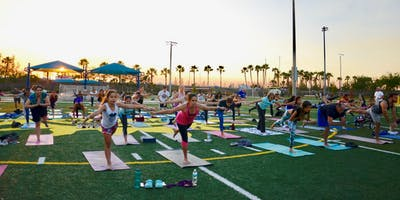 Wellness Wednesdays at City of Doral: Yoga For All
