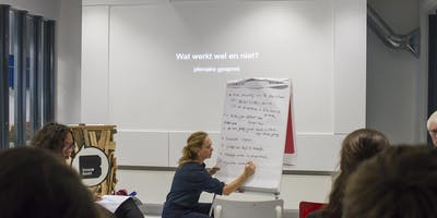 Werkconferentie navolging IABx advies ism Wethouder Said Kasmi