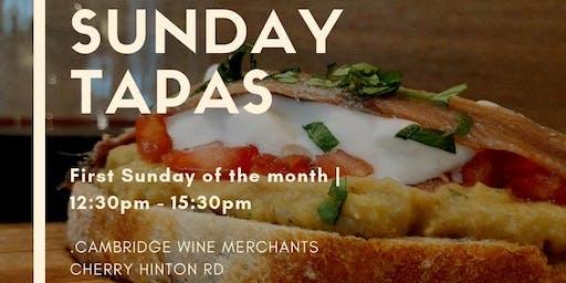 Sunday Tapas