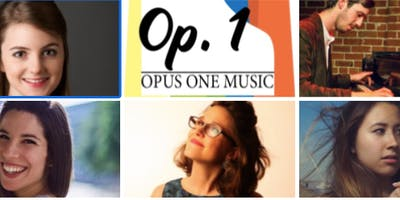 Opus One Music Faculty Concert - New York - April Saturday