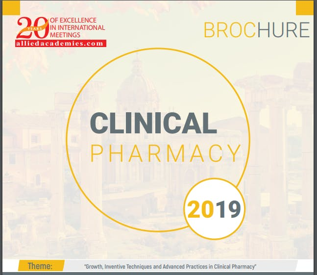 9th World Congress on Clinical Pharmacy and Pharmacy Practice (CSE)