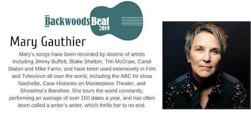 Mary Gauthier - Backwoods Beat Festival