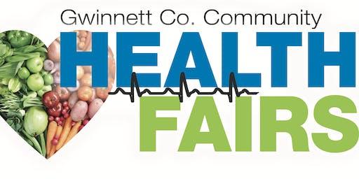 Gwinnett County Health Fair - Norcross