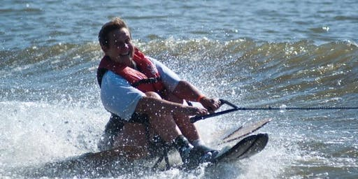 Adaptive  Water ski Clinic - Culver Volunteer Sign-up