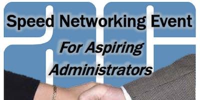 ACSA XI Student-Associate Charter Speed Networking Event