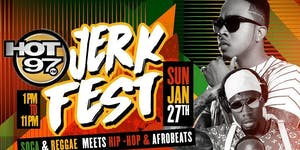 1/27 *HOT 97* SOCA/REGGAE/AFROBEATS PARTY w/UNLIMITED...
