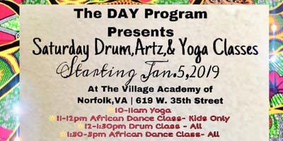 The DAY Program (West African Dance)