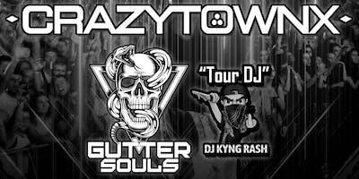 Crazy Town & Gutter Souls The Beautiful & Insane tour M&G Columbus OH