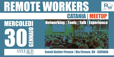 Remote Workers Catania | MeetUp