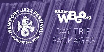 Newport Jazz Festival 2019: WBGO Bus Day Trips