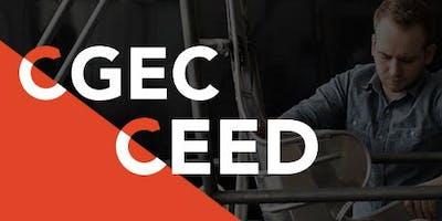 CEED Open House || Portes ouvertes du CGEC