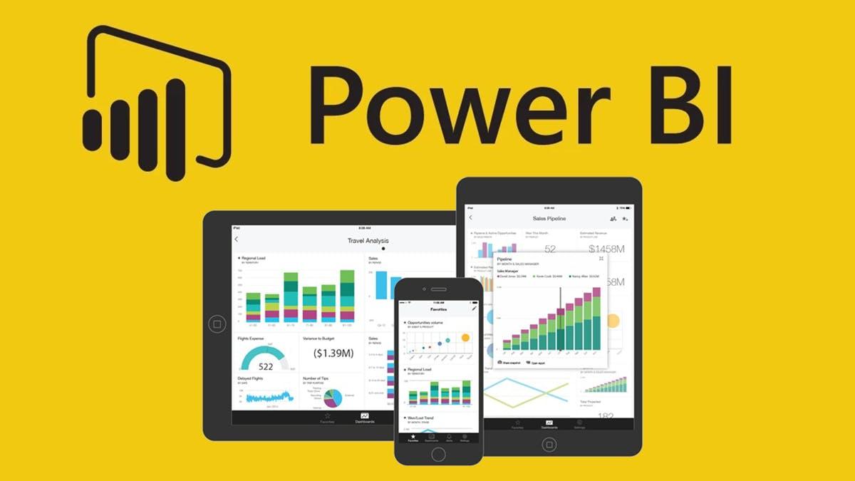Microsoft Power BI Course- Intermediate (1-Day Training)