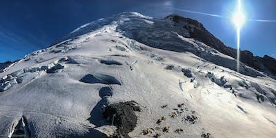 Climbing Mt. Rainier w/ Guide Max Lurie
