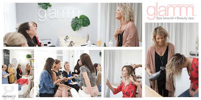 Atelier Glamm : Mon brushing fait maison
