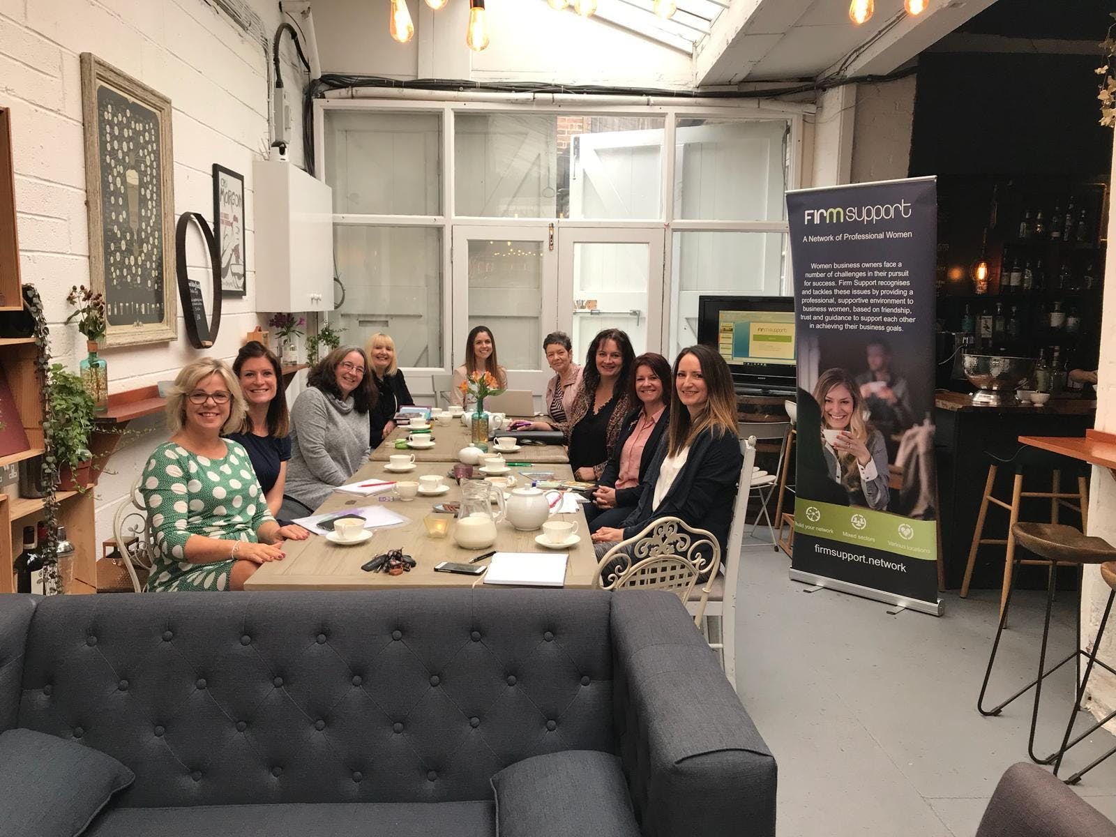 Firm Support Ladies Networking Group (Visitor Booking)