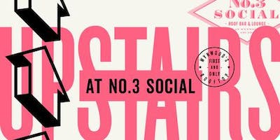 UpStairs  at No. 3 Social at  Wynwoods only Rooftop