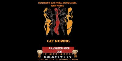 Black History Month Event: GET MOVING with the Network of Black Business and Professional Women