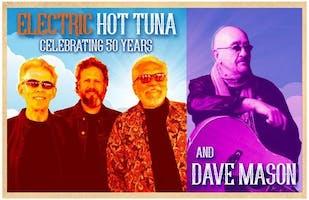 Hot Tuna, Dave Mason