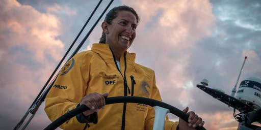 An evening with Dee Caffari - record-breaking yachtswoman and conservationist