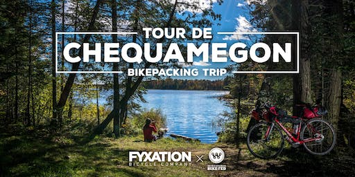2019 Tour de Chequamegon Bikepacking Weekend