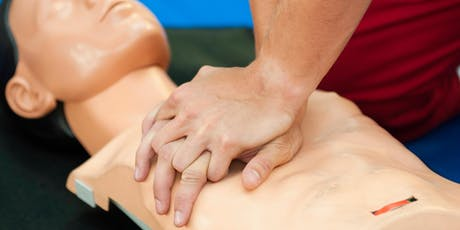 Texoma Medical Center - Hands-Only-CPR Classes (2019) tickets