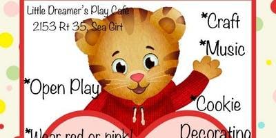 Valentine's Party with Daniel Tiger!