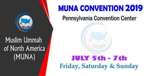 MUNA Convention 2019