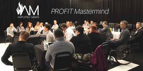 PROFIT Mastermind For Startups tickets