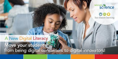 New Digital Literacy for Educators – Professional Learning Summit