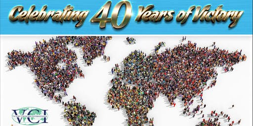 40 yrs of Victory • From Generation to Generation