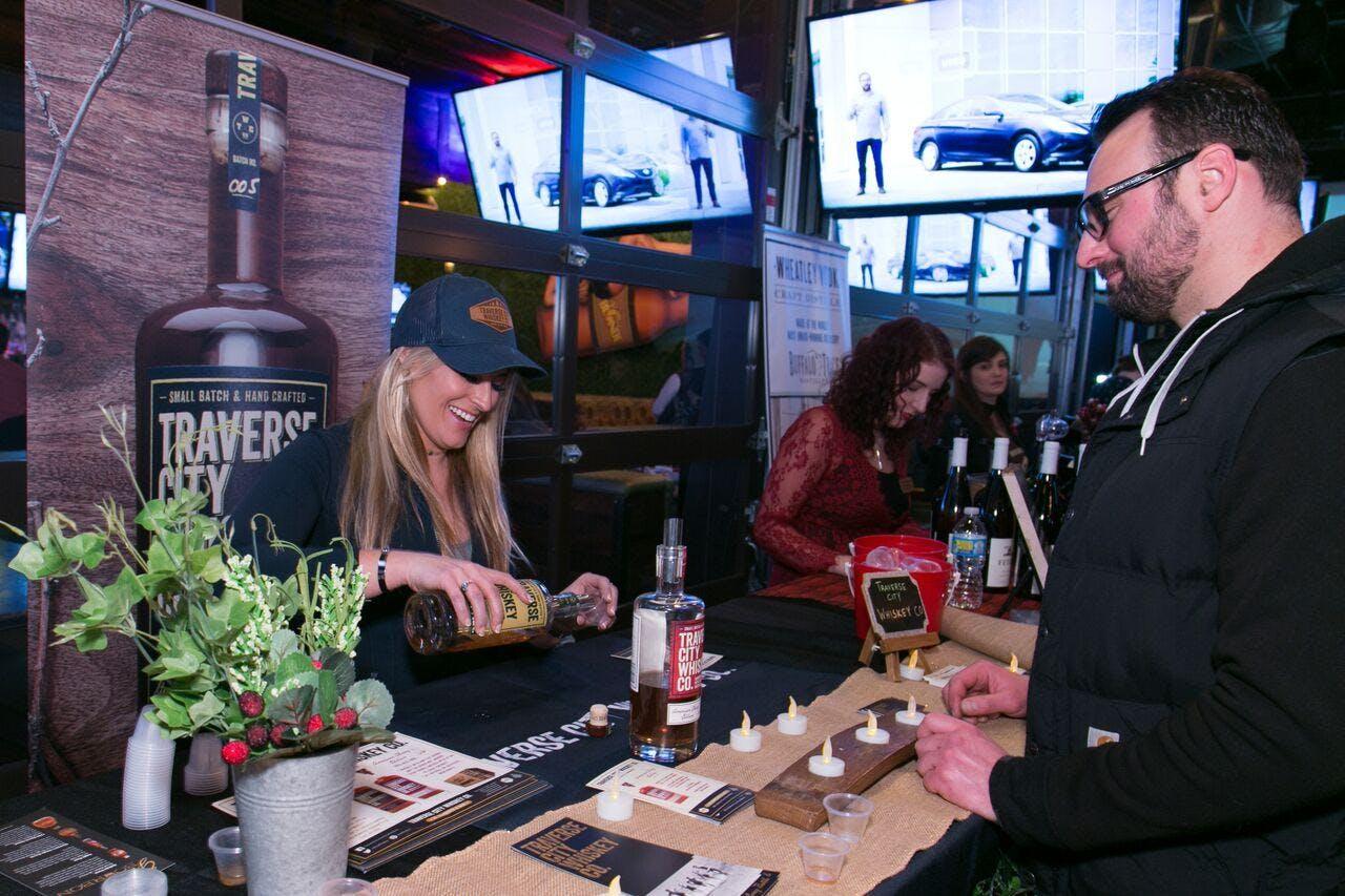 Onbeperkt whisky proeven tijdens het Whisky Tasting Festival in Utrecht