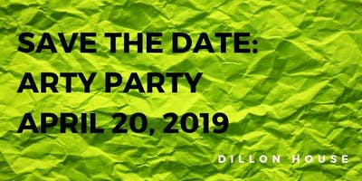 2019 Arty Party