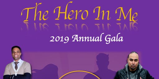 """ The Hero In Me"" RYM GALA"
