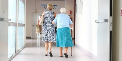 Aging Healthy & Services for Seniors in RI