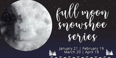Full Moon Snowshoe Series: Seymour Woodlands Nature Preserve