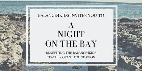 A Night on the Bay tickets