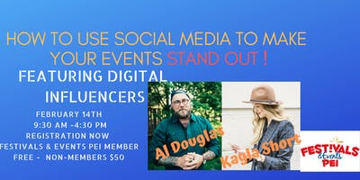 How to Use Social Media to Make Your Events Stand Out