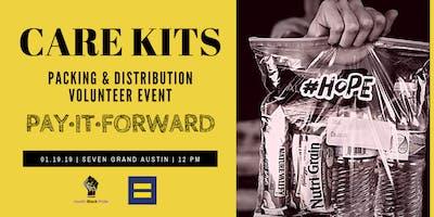 MLKDay: Care Kit Packing & Distribution