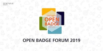 Ontario Open Badge Forum