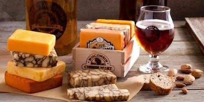 Lakefront Brewery Beer & Cheese Tasting