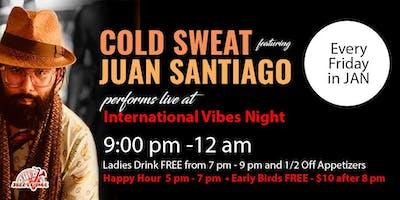 International Vibes Friday: Juan Santiago