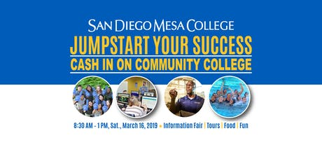 Mesa College Information Nights English Tickets Multiple Dates