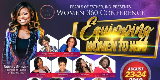 Woman 360: Empowering Women to WIN!